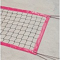 NET beach volleyball  2MM PINK