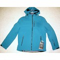 JAKNA KILLTEC ONAKU SOFT SHELL JACKET WITH ZIP OFF HOOD AND SNOWCATCHER