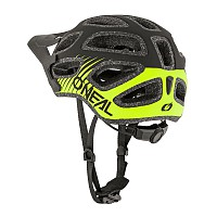 BIKE HELMET ONEAL THUNDER20 BLACK/YELLOW