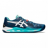 COPATI ASICS GEL RESOLUTION 8 CLAY 1041A076 401