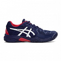 COPATI ASICS GEL RESOLUTION 8 GS 1044A018 400 PEACOAT/CLASSIC RED OTROŠKI