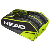 TORBA HEAD CORE 9R SUPERCOMBI RUMENA/SIVA 283509