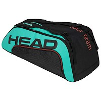 TORBA HEAD TOUR TEAM 9R SUPERCOMBI 283140 BLACK/TEAL