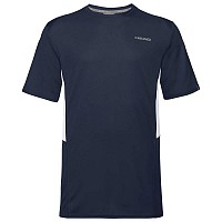 MAJICA HEAD CLUB TECH T-SHIRT MODRA