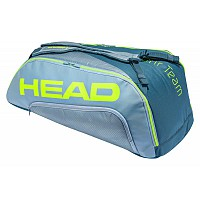 TORBA HEAD TOUR TEAM EXTREME 9R  SUPERCOMBI 283441 gray/ neon yellow