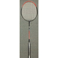 LOPAR WATS BADMINTON S/S RED BLACK