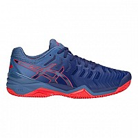 COPATI ASICS RESOLUTION 7 CLAY E702Y-400