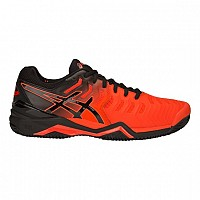 COPATI ASICS GEL RESOLUTION 7 CLAY E702Y-801
