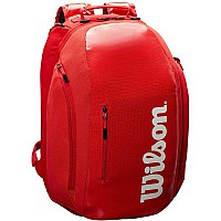 NAHRBTNIK WILSON SUPER TOUR BACKPACK RED WRZ840896