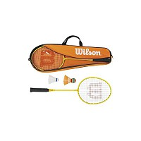 LOPAR WILSON JUNIOR BADMINTON KIT 2 PCS