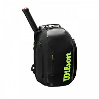 NAHRBTNIK WILSON SUPER TOUR BACKBACK CHARCO/GREEN