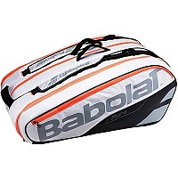 TORBA BABOLAT PURE STRIKE RACKET HOLDER X12 WHITE