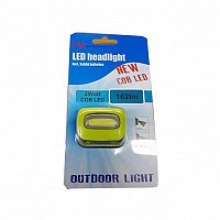NAGLAVNA SVETILKA ELP LED OUTDOOR HEADLIGHT rumena