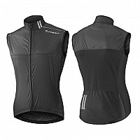 BREZROKAVNIK GIANT SUPERLIGHT WIND VEST črna