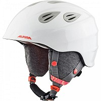 ALPINA GRAP 2.0 JR WHITE FALM MATT