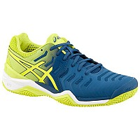 COPATI ASICS GEL RESOLUTION 7 CLAY E702Y 4589