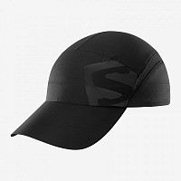 KAPA SALOMON XA CAP C11513 BLACK/SHINY BLACK