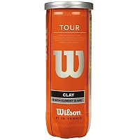 ŽOGE WILSON TOUR CLAY 3B