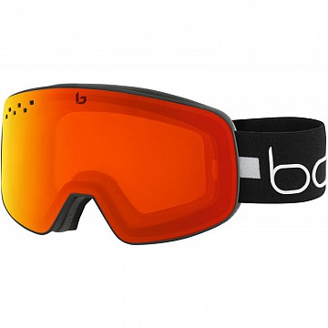OČALA BOLLE NEVADA 21916 MATTE BLACK LINE PHOTOCHROMIC FIRE RED
