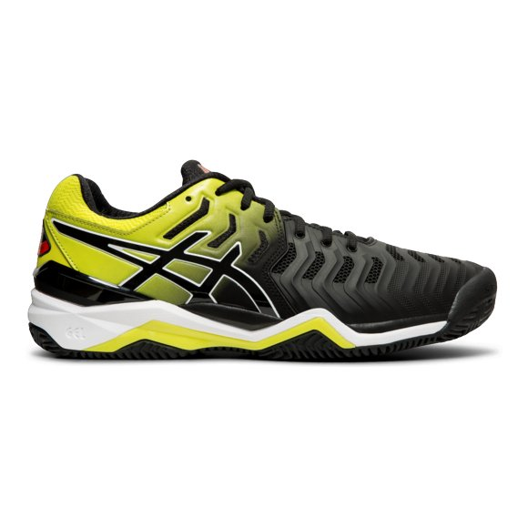 SHOES ASICS GEL RESOLUTION 7 CLAY E702Y-003 | Footwear | Gajo